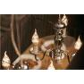Philips LED WarmGlow led lamp E14 4W dimbaar kaars met tip