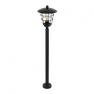 94836 Eglo Pulfero Zwart vloerlamp