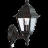 Massive Lima 714220145 zwart wandlamp sensor buiten
