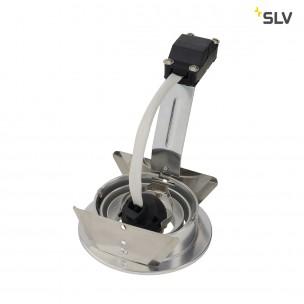 SLV 111716 New Tria GU10 round alu geborsteld inbouwspot