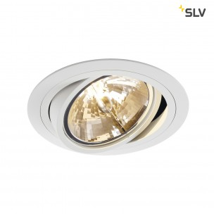 SLV 113530 New Tria Round QRB wit inbouwspot