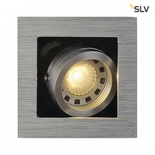 Actie SLV 115516 Kadux 1 GU10 alu inbouwspot