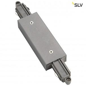 SLV 143102 1-Fase doorverbinder voedingsmogelijkheid zilvergrijs
