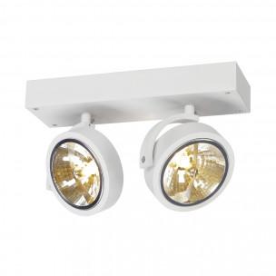 SLV 147261 Kalu 2 wit plafondlamp