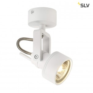 SLV 147551 Inda Spot GU10 wit plafondarmatuur
