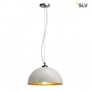 SLV 155511 Forchini PD-2 wit / binnen goud hanglamp