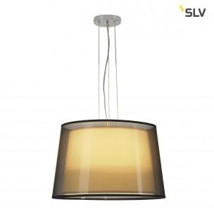 SLV 155650 Bishade PD-1 zwart transparant hanglamp