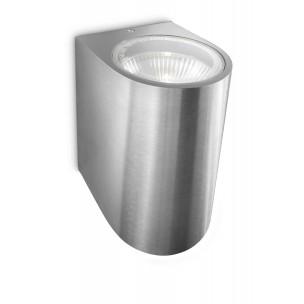 Philips Starling 171014716 RVS myGarden wandlamp