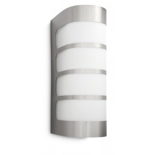Philips Fence 172164716 RVS myGarden wandlamp