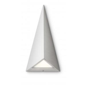 Philips Hills 172474716 RVS Ledino Outdoor wandlamp