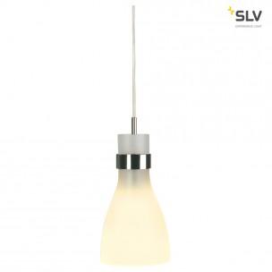 SLV 185521 Biba 3 glas Easytec II chroom railverlichting