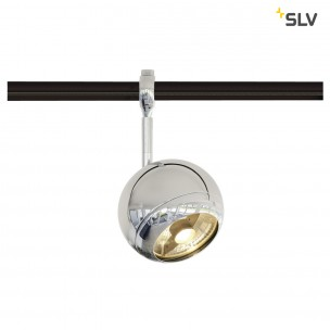 SLV 185582 Light Eye ES111 Spot chroom Easytec II chroom railverlichting