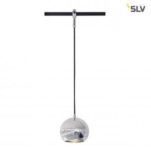 SLV 185592 Light Eye Pendel chroom Easytec II chroom railverlichting