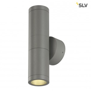 SLV 228774 Astina Out ESL zilvergrijs wandlamp