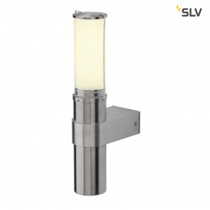 SLV 229182 Big nails edelstaal wandlamp buiten