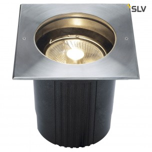 SLV 229234 Dasar ES111 vierkant grondspot buiten