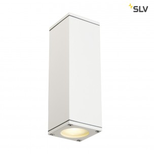 SLV 229531 Theo Up-Down Out wit wandlamp buiten
