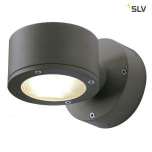 SLV 230355 Sitra Wall antraciet wandlamp buiten