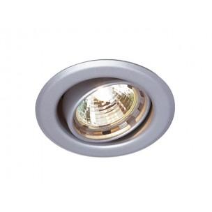 Actie SLV 112839 New Turno zilvergrijs MR16 inbouwspot
