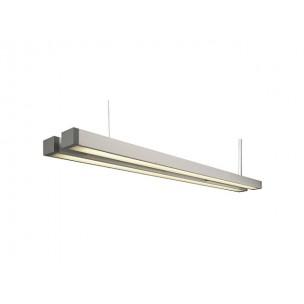 SLV 155022 Q-Line double alu T5 verlichting kantoorverlichting