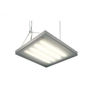 SLV 157102 T5 Grill T5 verlichting kantoorverlichting