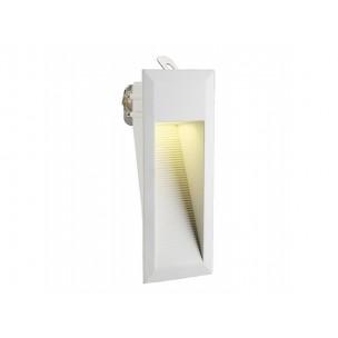 SLV 230182 Downunder led warmwit 15 wit wand inbouwspot
