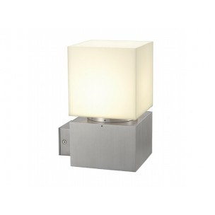 SLV 230706 Square WL alu wandlamp buiten