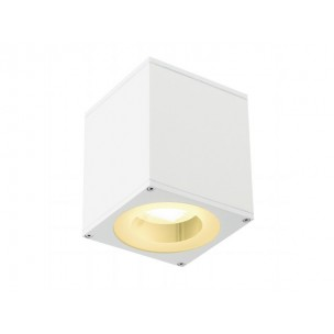 SLV 229541 Big Theo Up-Down out GX53 wit wandlamp buiten