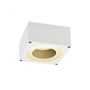 SLV 229981 Big Theo Ceiling Out GX53 wit plafondlamp buiten