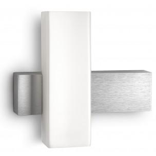 Philips Ecomoods Savoir 33205/48/16 wandlamp alu