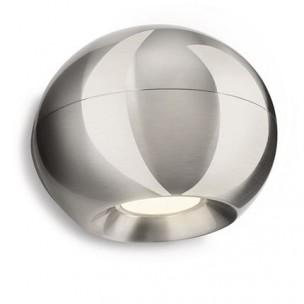 Philips Ledino Nio 336101736 led wandlamp mat chroom