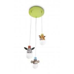 405945516 myKidsRoom Zoo kinderlamp Philips