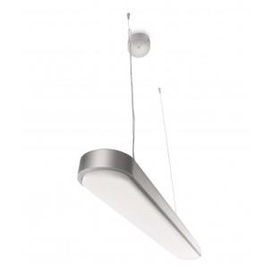 Philips Ecomoods Attract 40714/48/16 hanglamp alu