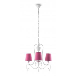 myKidsRoom Princess 415942816 roze kinderlamp Philips
