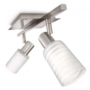 Philips myLiving Kauri 52102/17/16 plafondlamp mat chroom