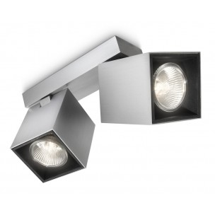 Philips myLiving Forward 531324816 plafondlamp alu