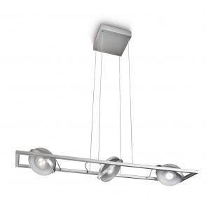 Philips Ledino Particon 531594816 led hanglamp alu