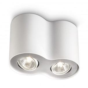 5633231PN Philips myLiving Pillar plafondlamp wit