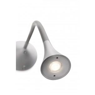 Philips myHomeOffice Create 667308716 led wandlamp grijs