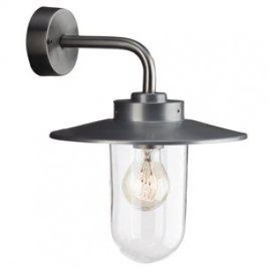 Massive Vancouver 170004710 RVS wandlamp buiten