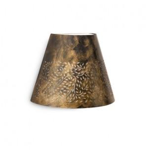 Philips Meadow 172574216 bruin myGarden wandlamp