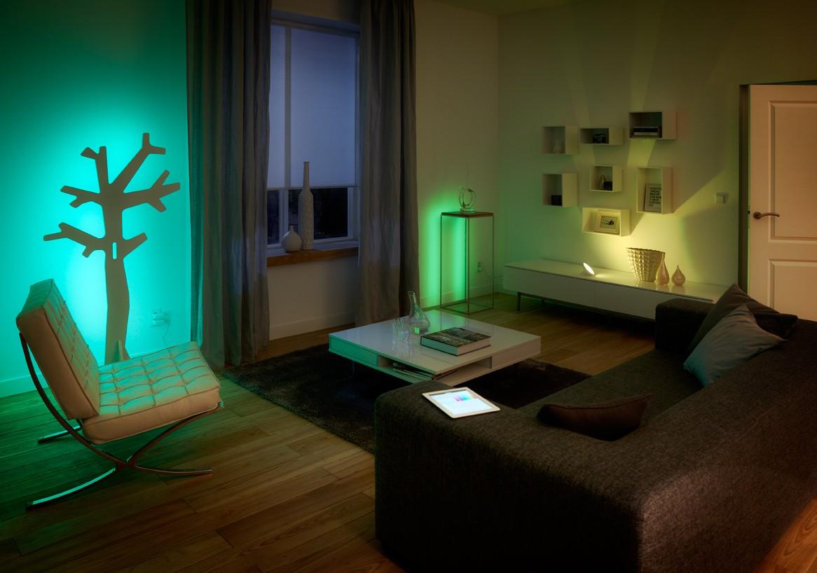 Philips Hue led lamp E27 10W 8718696461730