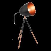 49385 Eglo Dundee Vintage vloerlamp