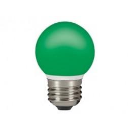 0026886 Sylvania Toledo Ball groen gekleurde led lamp