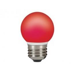 0026887 Sylvania Toledo Ball rood gekleurde led lamp