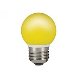 0026889 Sylvania Toledo Ball geel gekleurde led lamp