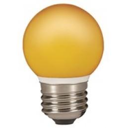 0026896 Sylvania Toledo Ball oranje gekleurde led lamp