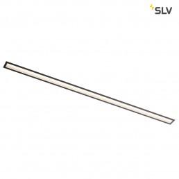 SLV 1000389 aninda led long zwart 1xled 3000k