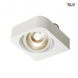 SLV 1000415 lynah led single wit 1xled 3000k