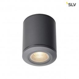 SLV 1000447 pole parc plafondlamp anctraciet 1xled 3000k